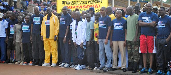 Uganda Police Marathon
