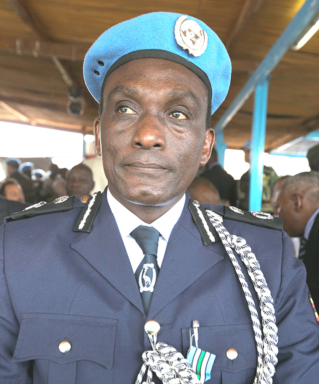 UNMISS Police Commissioner