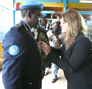 UNMISS Police Medal