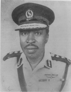 first indigenous Inspector General of Police