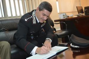 iTALIAN POLICE CHIEF