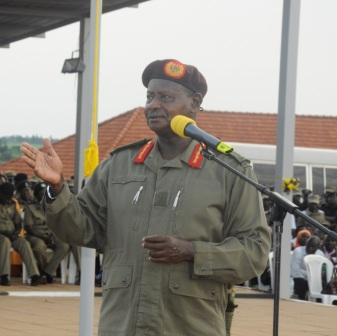President of the Republic of Uganda