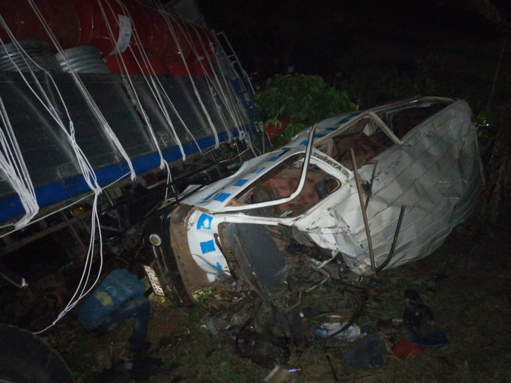 6 confirmed dead in a fatal accident - Uganda Police Force